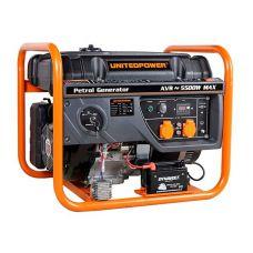 Бензиновый генератор United Power GG6300Е
