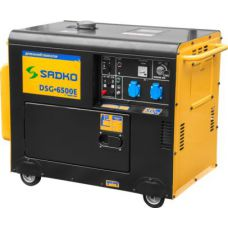 Дизельный генератор Sadko DSG-6500E