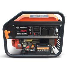 Генератор бензиновый Daewoo Power GDA 3300Е