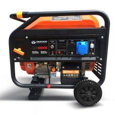 Генератор бензиновый Daewoo Power GDA 6800E