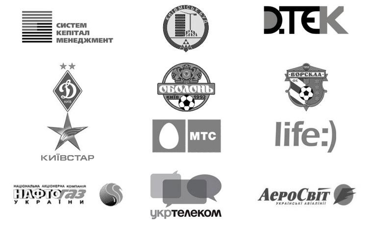 Клиенты rotor.com.ua